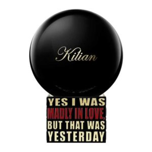 KILIAN YES I WAS MADLY IN LOVE BUT THAT WAS YESTERDAY (U) EDP 100 ml FR
