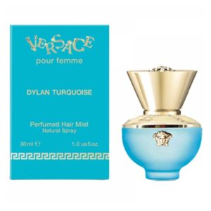VERSACE DYLAN BLUE TURQUOISE (W) 30ML HAIR MIST